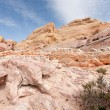 Rainbow Vista, Valley of Fire — Stock Photo #6830447
