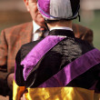 Jockey in his Silks — Stock Photo