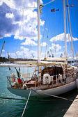 Luxury Yacht — Stock Photo