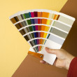 Selecting color — Stock Photo #6923168