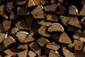 Decorazione in legno — Foto Stock