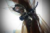 Decorative dragonfly — Stock Photo