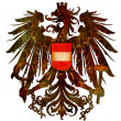 National emblem of austria — Stock Photo #6756999