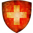 National emblem of switzerland — Stock Photo #6757186