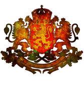 Emblema nacional de bulgaria — Foto de Stock