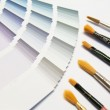 Color picker with brush — Stock Photo #6771211