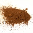 Stock Photo: Burnt umber pigment
