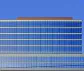Office Block Windows — Stock Photo