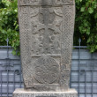 Grey Khachkar — Stock Photo