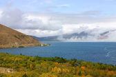 Lake Sevan. — Stock Photo