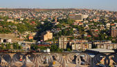 Yerevan. — Stock Photo