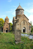 Old medieval church — Stock Photo