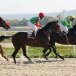 Horse racing — Stock Photo #7216755