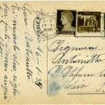 Постер, плакат: Old postcard