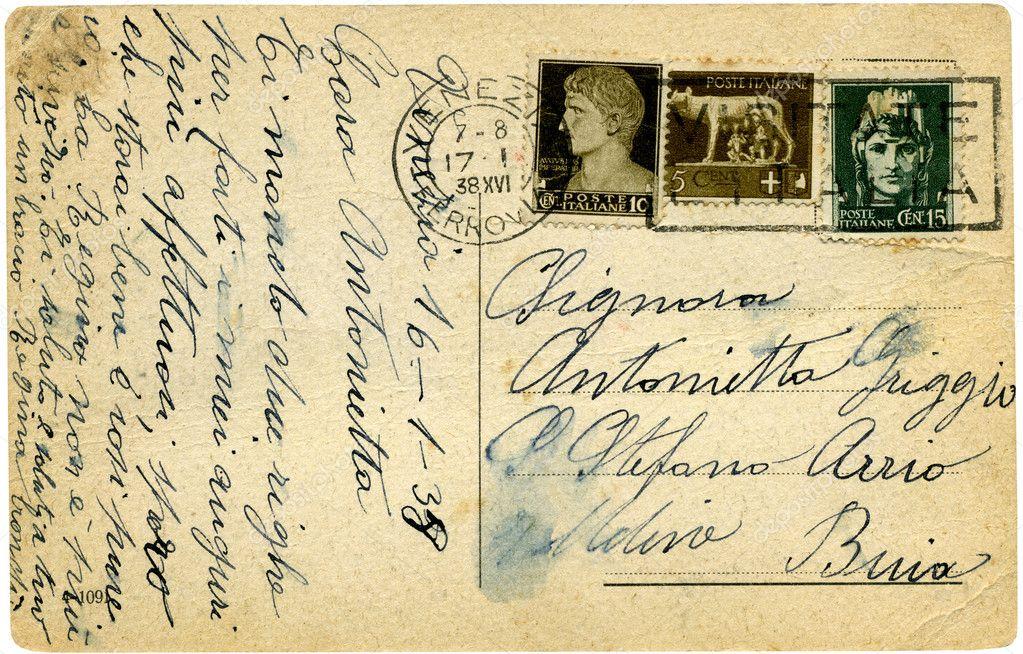 Стенгазета из старых открыток