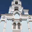 Bell tower in Kolomna Russia — Stock Photo