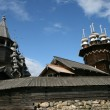 Stock Photo: Old wooden Church of Transformation on Kizhi island