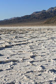 Badwater death valley california — Stok fotoğraf