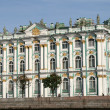 Winter Palace in Saint Petersburg Russia - Stock Photo