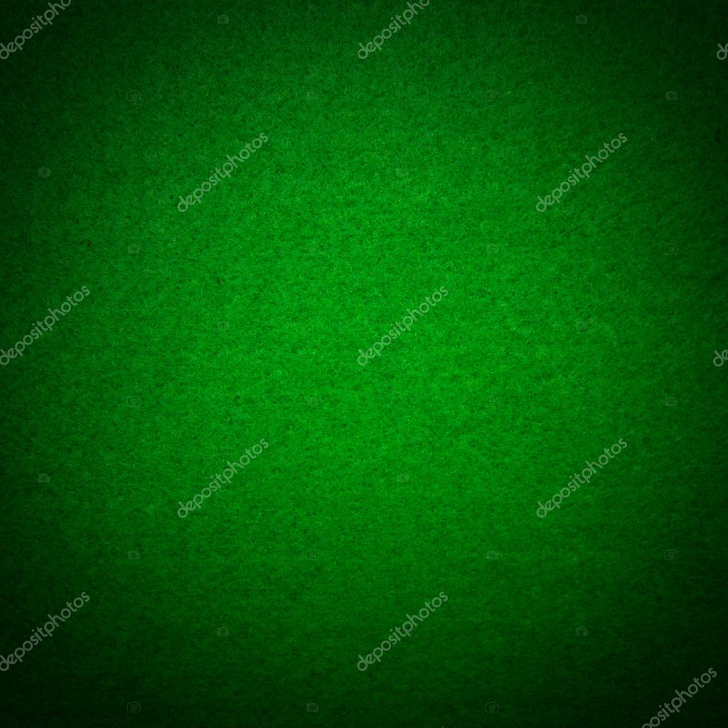 Close-up of green poker table felt background — Stock Photo #7677780