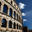 Colosseum Detail — Stock Photo