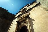 Wejścia do kościoła — Zdjęcie stockowe