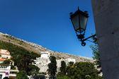 Citadel in Dubrovnik — Stock Photo