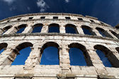 Colosseum Detail — Stockfoto