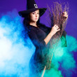 Sexy witch — Stock Photo #6883956