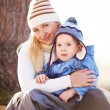 Mother and son — Stock Photo #6990123