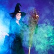 Sexy witch — Stock Photo #7101731
