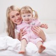 Mother and daughter — Stock Photo #7527753