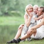 Happy family — Stock Photo #7530609