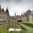 Castle in Moszna. — Stock Photo