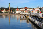 Pier in Sopot — Stock Photo