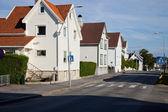 Architecture norvégienne — Photo
