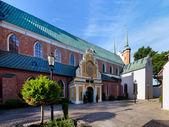 Katedralen i oliwa — Stockfoto