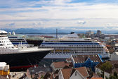 Port of Stavanger — Stock Photo