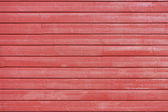 Wall of red plank — Stock Photo
