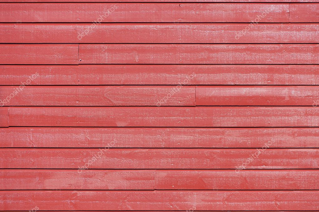 The red wood texture with natural patterns.  Stock Photo #6952377