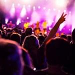 On music concert — Stock Photo #7147874
