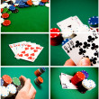 Casino gambling concept — Stock Photo