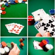 Casino gambling concept — Stock Photo #7002108