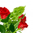 Red Roses — Stock Photo #7002510