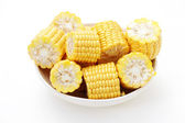 Sweetcorn — Stock Photo