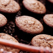 Royalty-Free Stock Photo: Espresso muffins