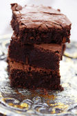Brownie — Stock Photo