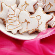 Lovely gingerbreads — Stockfoto