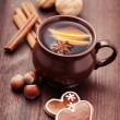 Mulled wine — Stock Photo #7559069