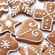 Various gingerbreads — Foto de Stock